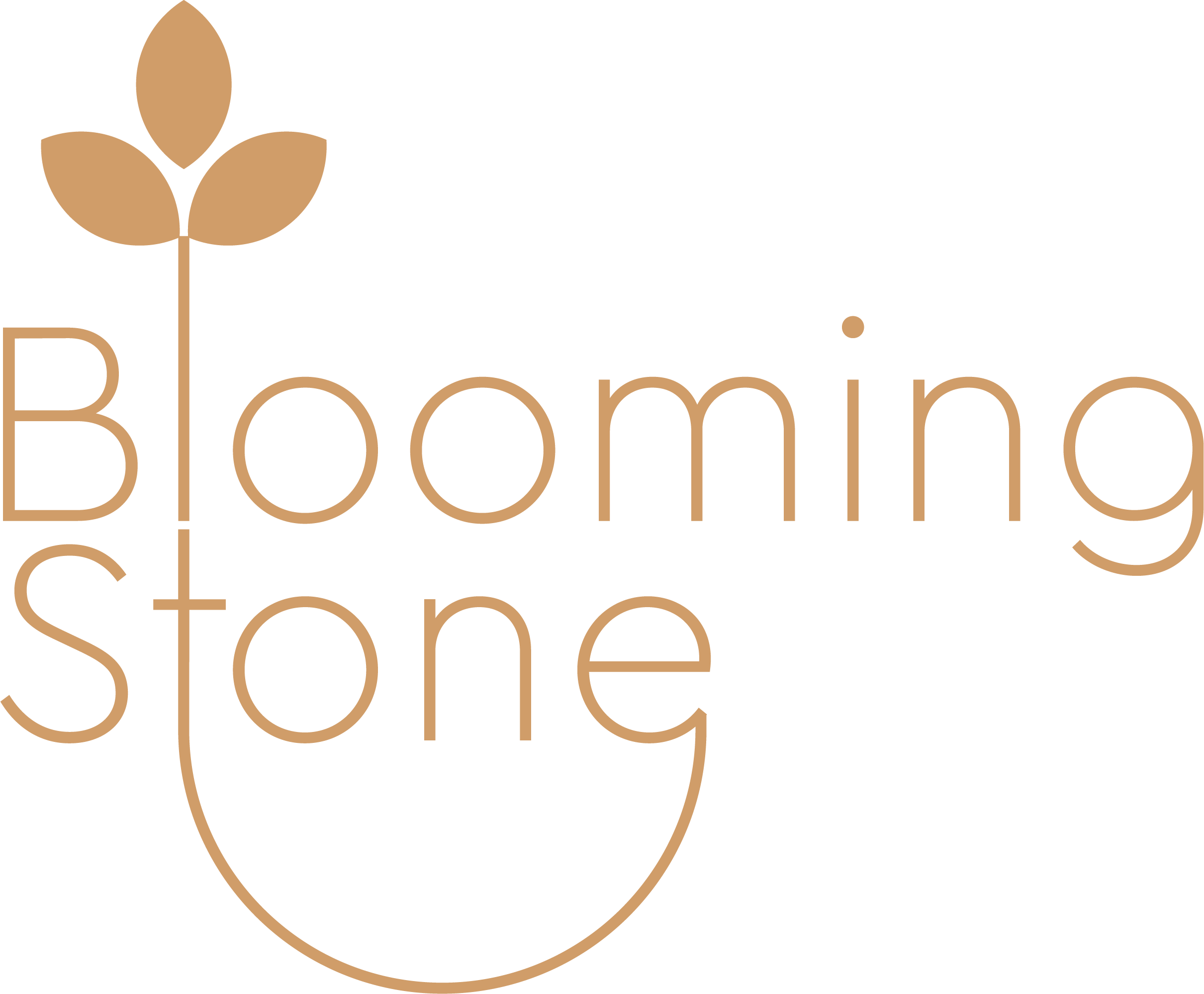 BLOOMING STONE